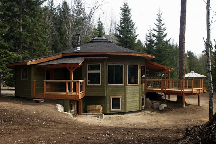 Bc wood connections spotlight mandala homes prefab for Bc home plans