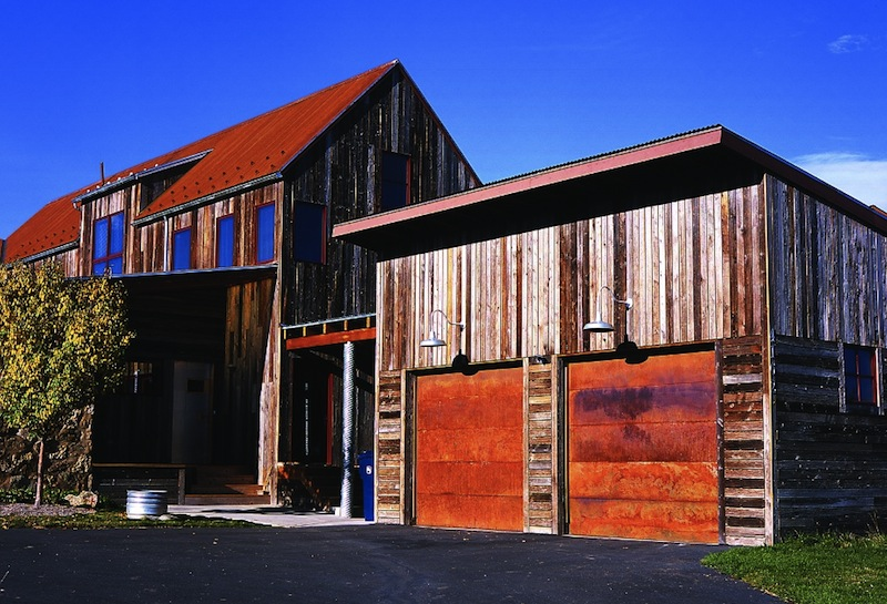 Jetson green reclaimed barn wood that is fsc certified for Recycled barn wood