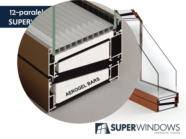 News archive may 2012 design 4 sustainability for Super insulated windows
