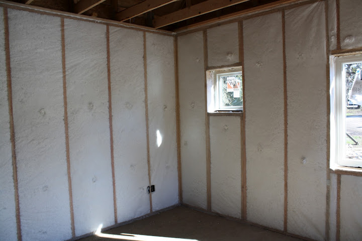 Jetson green cozine creek has a cost efficient cottage for Basement blanket insulation
