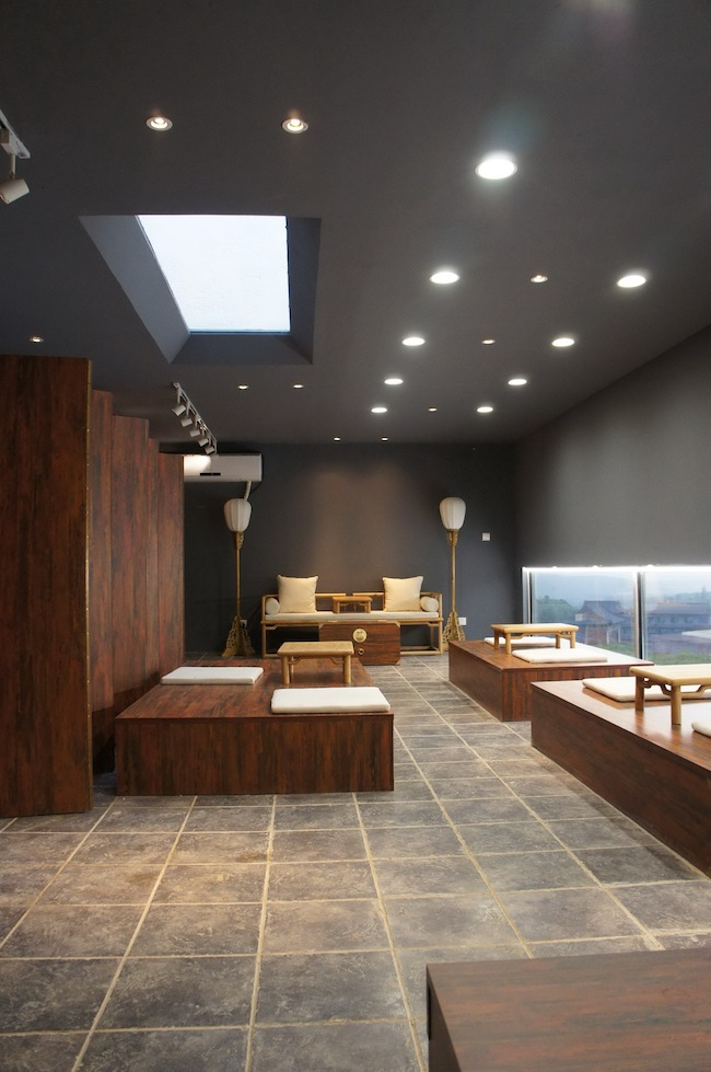 Jetson Green Five Star Luxe Container Hotel In China