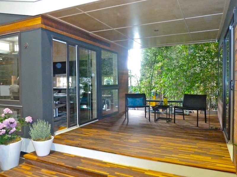 Jetson green calimini solo prefab at dwell on design for Dwell home plans
