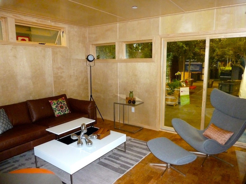 Jetson green calimini solo prefab at dwell on design for Dwell prefab homes cost