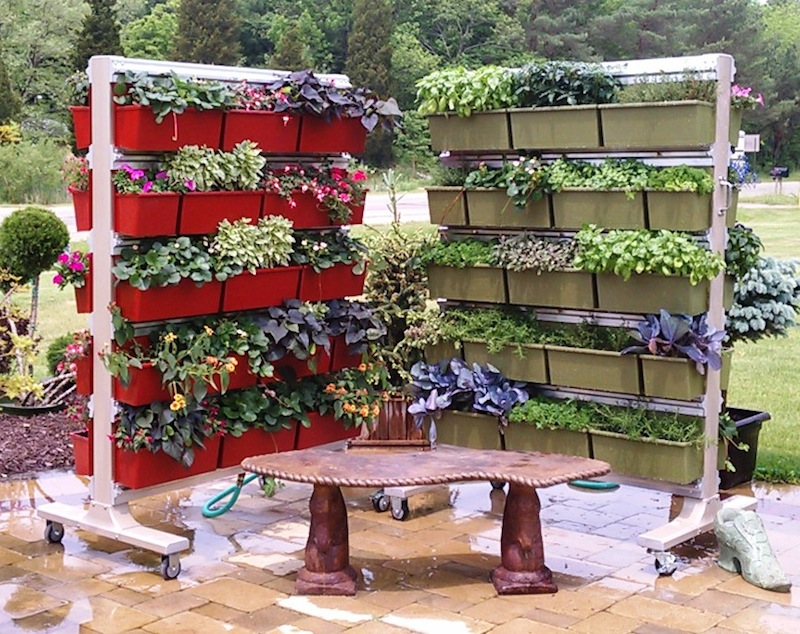 Jetson Green Livescreen Is A Mobile Urban Living Wall