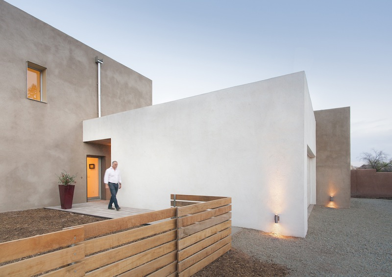 Jetson Green - VOLKsHouse is a Passive House in Santa Fe