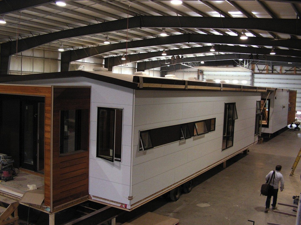 Jetson green hive makes a b line prefab for calgary for Hive modular prices
