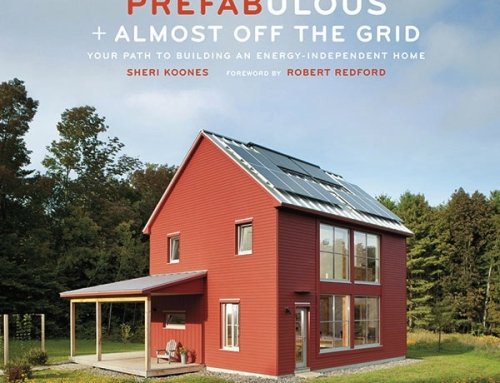 32 Almost Off The Grid Prefab Homes
