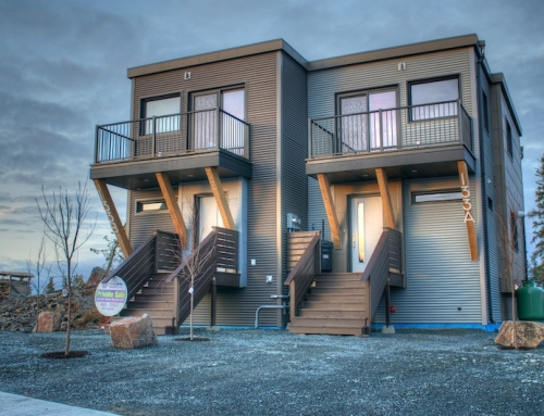 Efficient Modular Duplex in Yellowknife