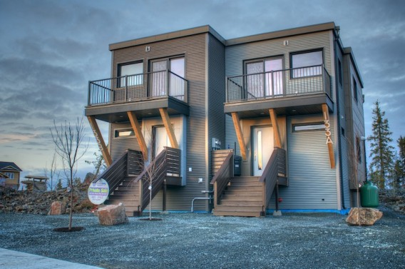 Jetson Green Efficient Modular Duplex In Yellowknife