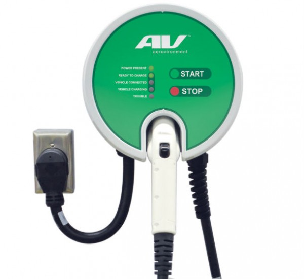AeroVironment EVSE-RS Plug-In Station