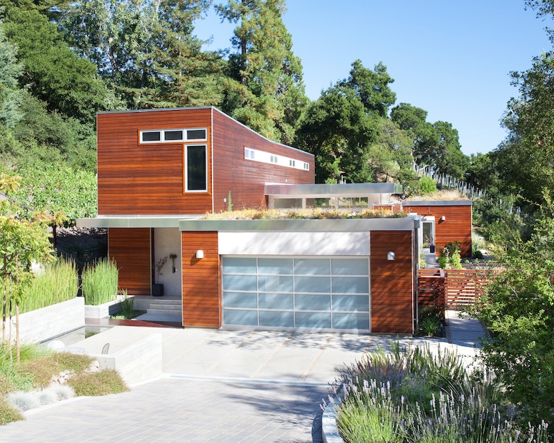 Jetson green blu homes intros new sidebreeze prefab for Prefab garage california