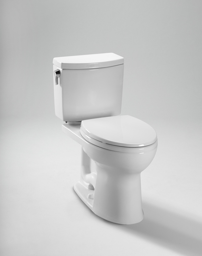 Jetson Green - Toto Launches Ultra High Efficiency Toilet