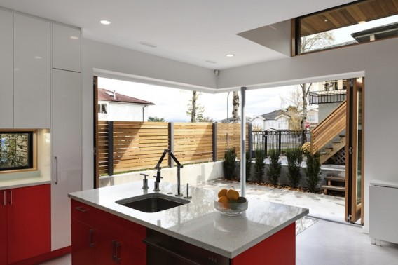 Jetson Green Efficient Sips Laneway House In Vancouver