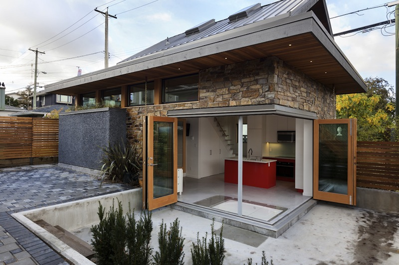 Jetson Green - Efficient SIPs Laneway House in Vancouver