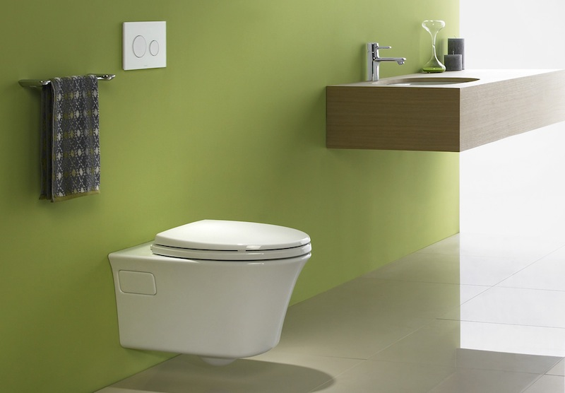 Jetson Green - Toto Intros Modern Dual-Flush Maris Toilets
