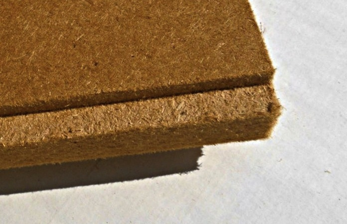 Jetson green wood fiber insulation arrives in the usa for Green board exterior sheathing