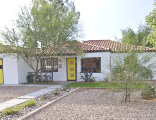 Historic Revival Rehab in Central Phoenix