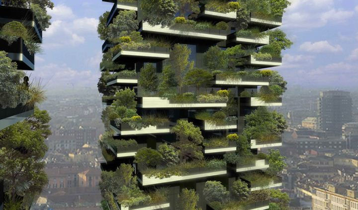 Bosco Verticale Forest