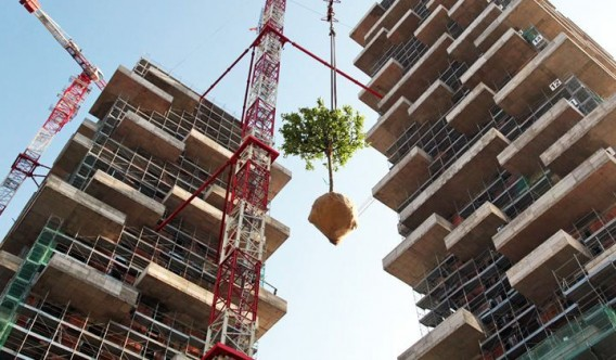 Bosco Verticale Build -1