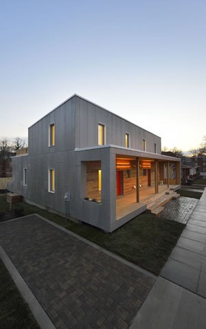 Empowerhome - The Sustainable Net-Zero Home of the Future