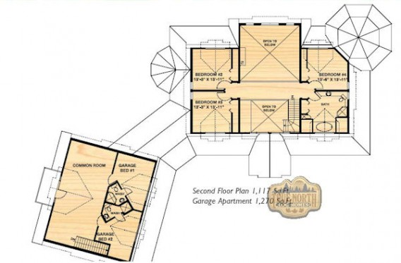 True North Floor Plan