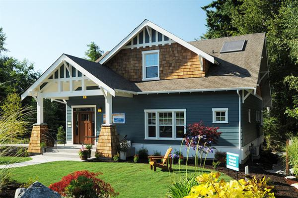 Jetson green inspiration home is affordable cottage for for Custom modular homes washington