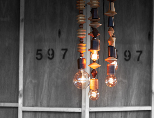 Bright Beads Pendant Lights Showcase Sustainable Design for LED and EE Lighting