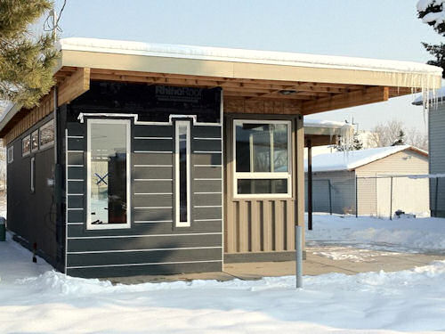 Tiny Home Designs: The Sarah House Project Will Provide
