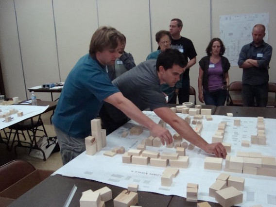 Hawthorne-EcoVillage-Planning