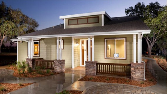 Jetson green abc green home wins best zero net energy for Zero energy homes