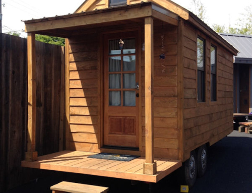 Portland's Caravan is First Tiny House Hotel in USA