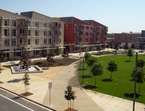 Metal-Wrapped UC Davis West Village is Largest Planned Net Zero Community