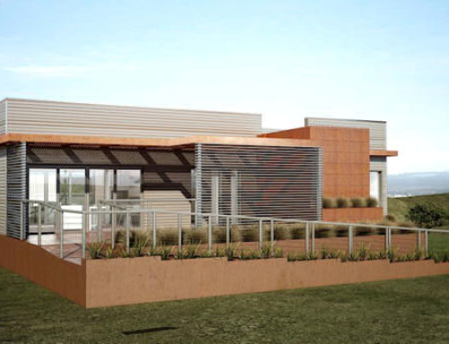 Net Zero ADAPT Home Reduces the Need for Climate Control in the Chihuahua Desert