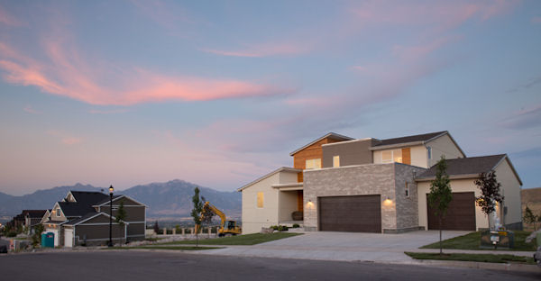 Jetson Green Zero Home Is First In Utah To Receive Doe