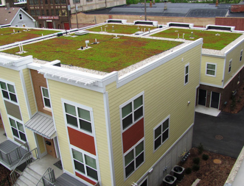 Made in the USA: Green Builder Magazine Showcases Xero Flor Green Roof System