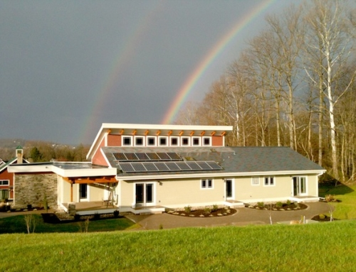 West Virginia Gets First LEED-Platinum Certified Home