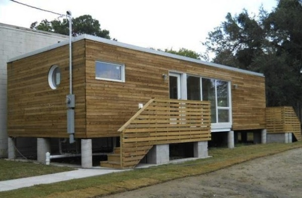 Jetson Green First Container Home In New Orleans