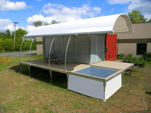 Conex Shipping Container Homes 600 x 450