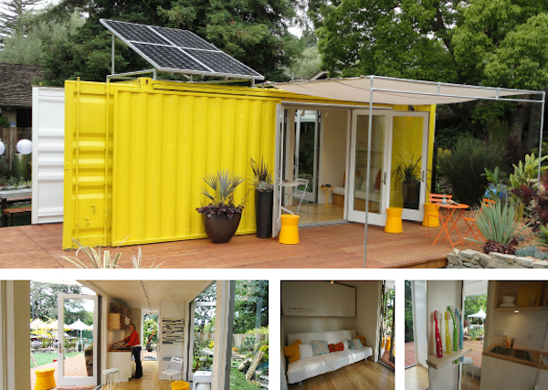 Jetson Green Downsizing In A Prefab Container Home