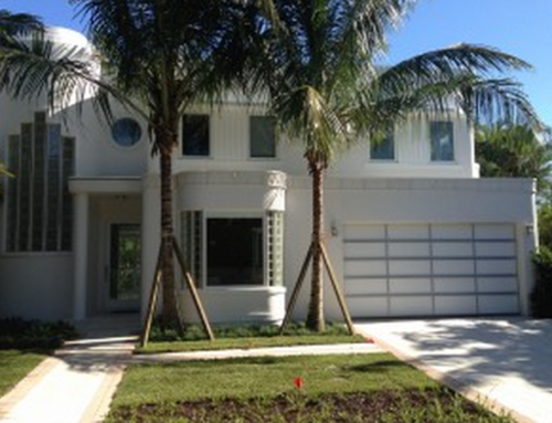 Palm Beach Mansion Awarded LEED Platinum Certification