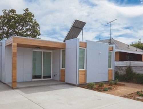 Cost-Effective Net-Zero Houses Built in a Matter of Days
