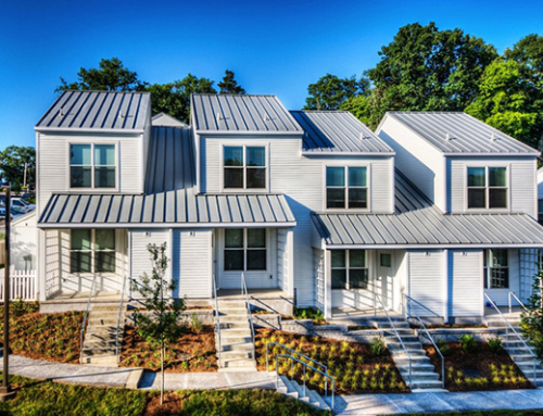 Sustainable Low-Income Housing Built in Tennessee