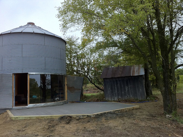 Jetson Green Brothers Turn An Abandoned Grain Silo Into