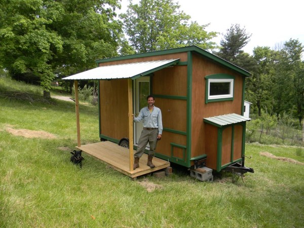 Jetson Green Sustainable Tiny Homes on Wheels