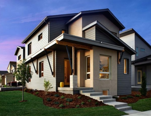 Colorado's First Passive House