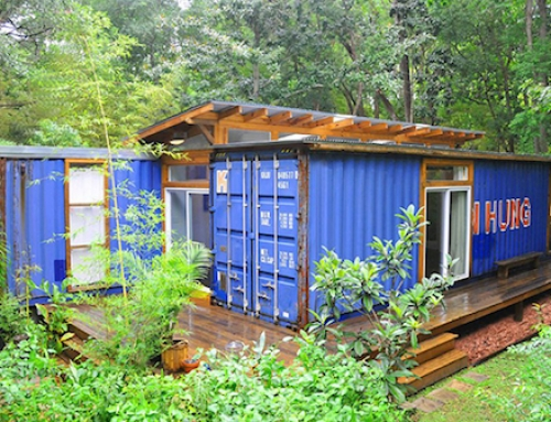 Top 5 Simple and Cozy Shipping Container Homes
