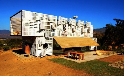 House Made From Shipping Container jetson green - manifesto house is built from three shipping containers