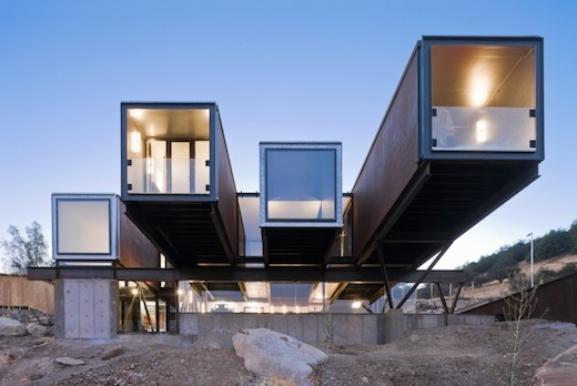 Jetson Green - Awesome Modern Shipping Container Home