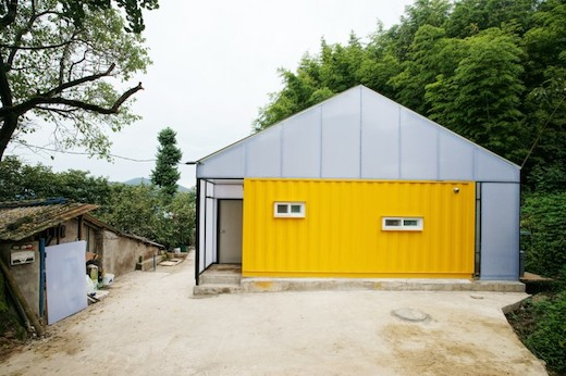 Low Cost Shipping Container House 520 x 346