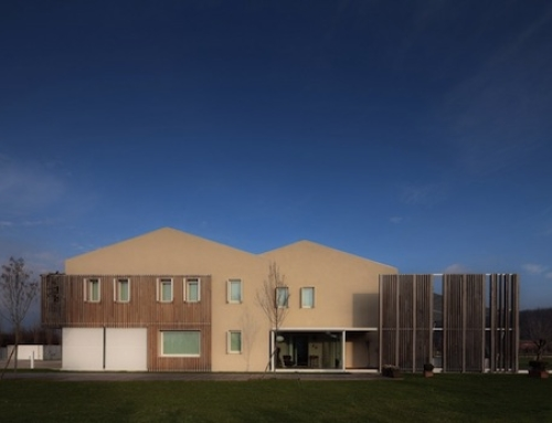 The First European LEED Platinum Home